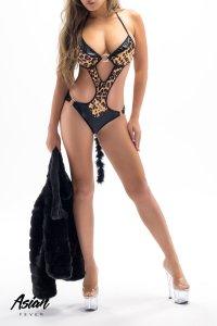 Model Maxine